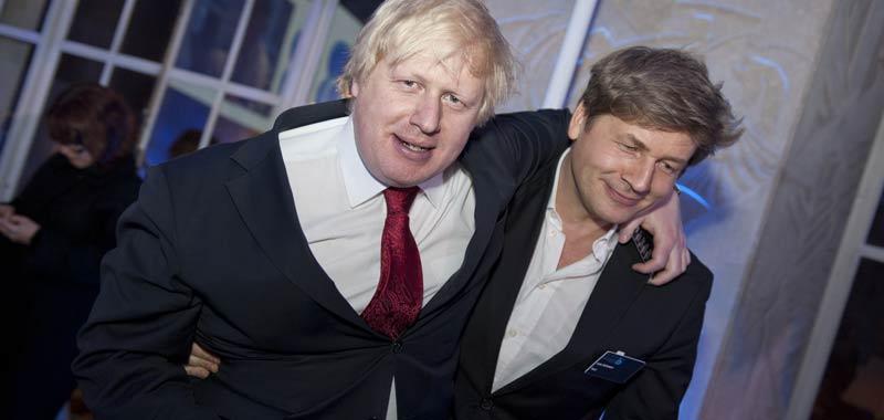 Boris Johnson lotta per sopravvivere al Coronavirus