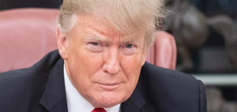 Donald Trump pronto ad aiutare Italia