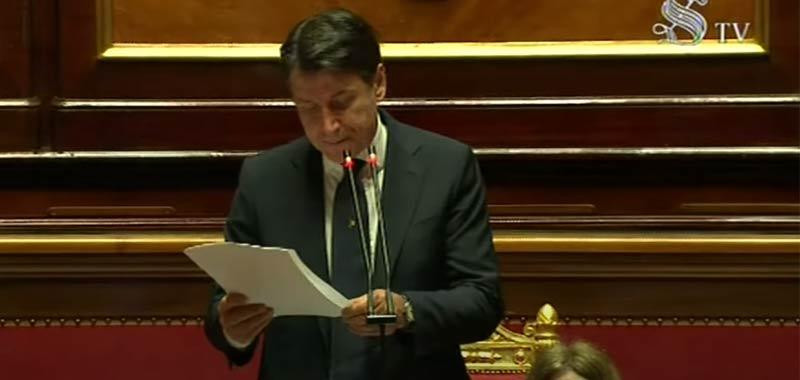 Giuseppe Conte procederà ad una riapertura differenziata tra le regioni