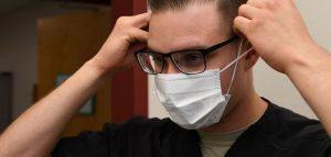 In Lombardia obbligatorio indossare la mascherina