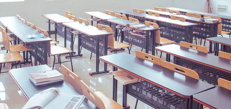 La scuola riaprira non prima di settembre