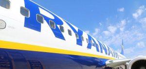 Ryanair contro le misure di distanziamento sociale