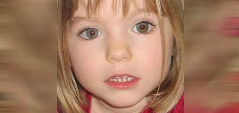 Maddie McCann la famiglia avvisata della sua morte
