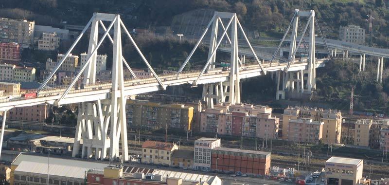 Il nuovo ponte di Genova inaugurato il 3 agosto