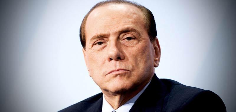 Berlusconi categorico nessun sostegno al governo giallorosso