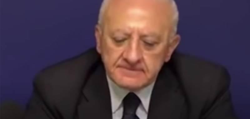 Vincenzo De Luca stravincerà alle elezioni regionali campane?