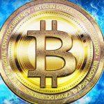 Bitcoin torna a scendere dopo un'impennata