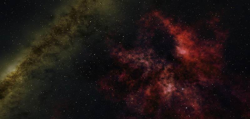 Materia oscura universo gli scienziati sono sconcertati