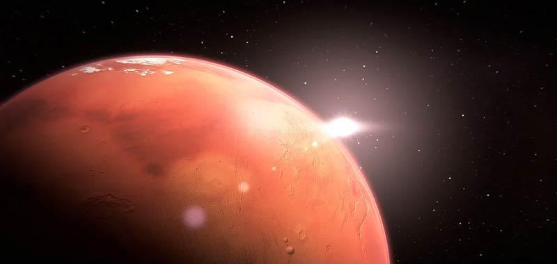 Marte sara al punto piu vicino alla Terra