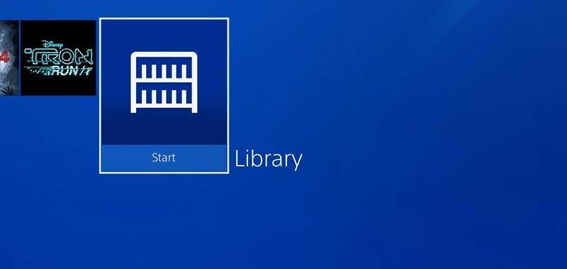 Playstation nuove funzionalita per la libreria giochi PS4 e PS5