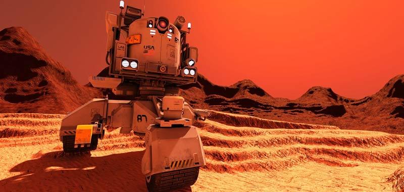 Marte Nasa scopre resti di antiche alluvioni
