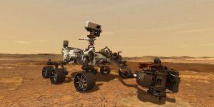 La Nasa mostra la missione su Marte del prossimo 18 febbraio