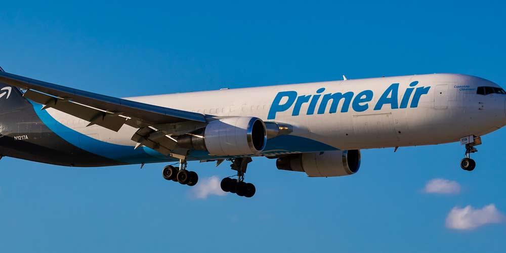 Amazon acquista una flotta di Boeing per espandere le consegne