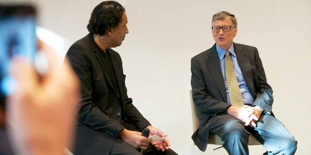 Bill Gates rivela Non uso smartphone Apple