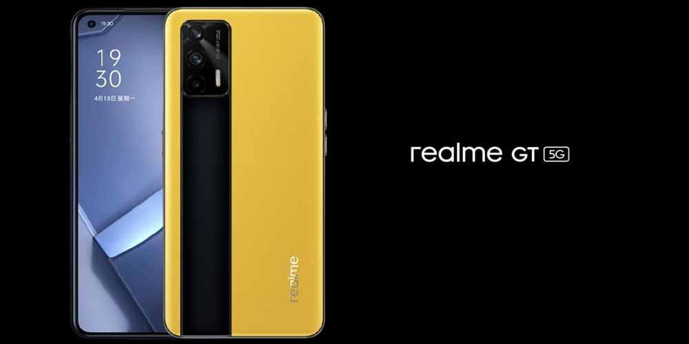 Realme GT: Snapdragon 888 e schermo 120Hz