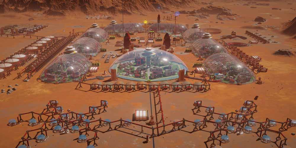 Surviving Mars: quali sono i nuovi aggiornamenti