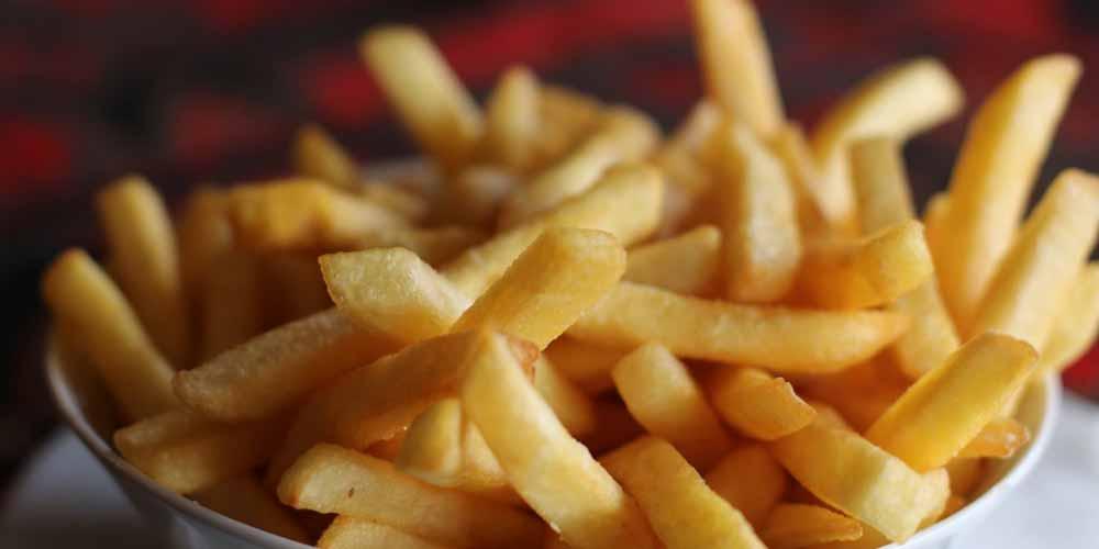 Cibi fritti un pericolo per il nostro cuore