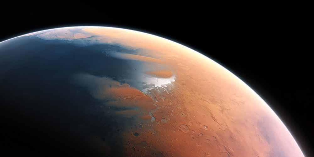 Altre prove confermano la presenza di acqua su Marte