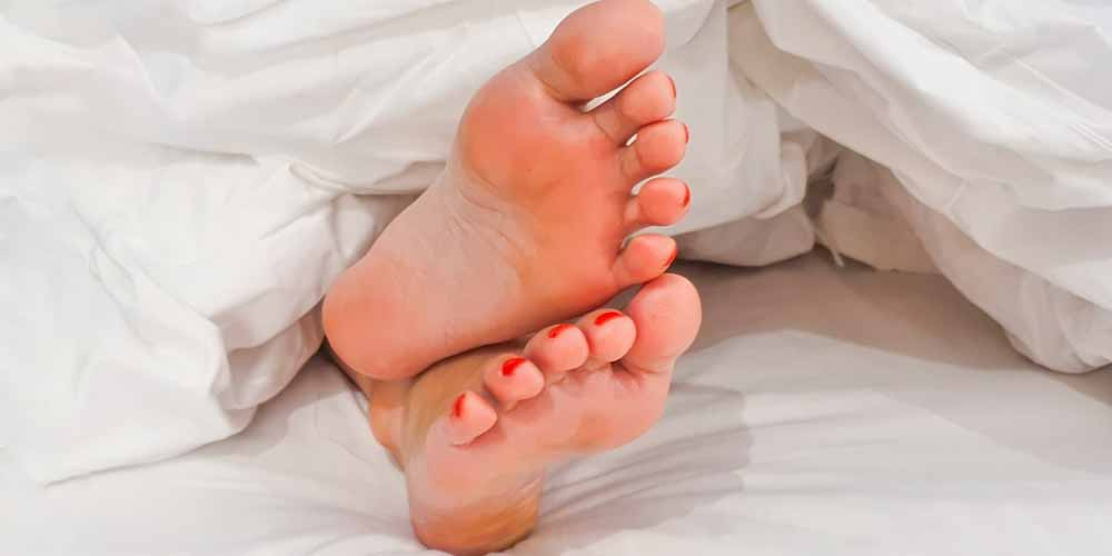 Dai piedi il sintomo di glicemia alta