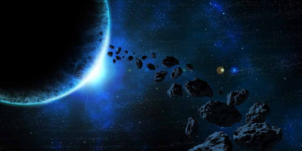 Due asteroidi contengono materia organica complessa