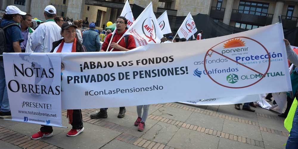 Pensione In tutta Europa sta diventando un miraggio
